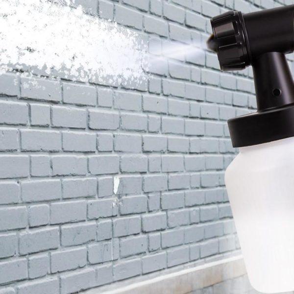 PistoletPeinturePulverisateurElectrique 1 Pulvérisateur De Peinture Électrique: Le Changement De Couleur De Vos Murs Sera Rapide Et Facile