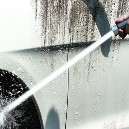 Jet D'eau Puissant : Buse D'arrosage Haute Pression Pour Jardin - 30m