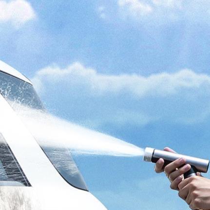 Jet D'eau Puissant : Buse D'arrosage Haute Pression Pour Jardin - 7.5m
