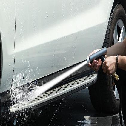 Jet D'eau Puissant : Buse D'arrosage Haute Pression Pour Jardin - 15m