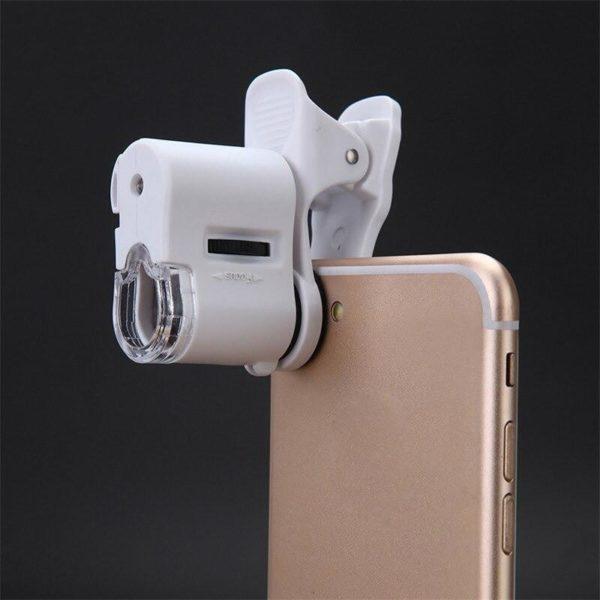 PortableMicroscopePourSmartphone 2 Portable Microscope Pour Smartphone: Prendre Des Images De Qualité Avec Un Ratio De Magnification De 500x