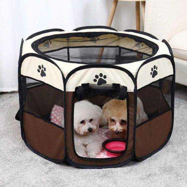 Portablecagepourchien 6 Portable Cage Pour Chien: Idéale Pour Que Votre Chien Ou Chat Se Sente Parfaitement À L'aise