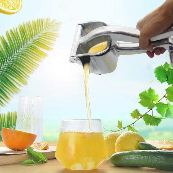 PresseFruitManuel 1 Presse Fruit Manuel: Profitez Des Fruits De Saison Avec Extracteur De Jus Fruit Manuel