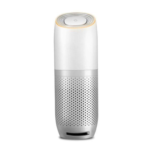 Purificateur d air frais Anion Pour voiture USB 3 vitesses Volume Filtration 4 couches Mini purificateur Purificateur D'air: Efficace Pour la Pollution Atmosphérique