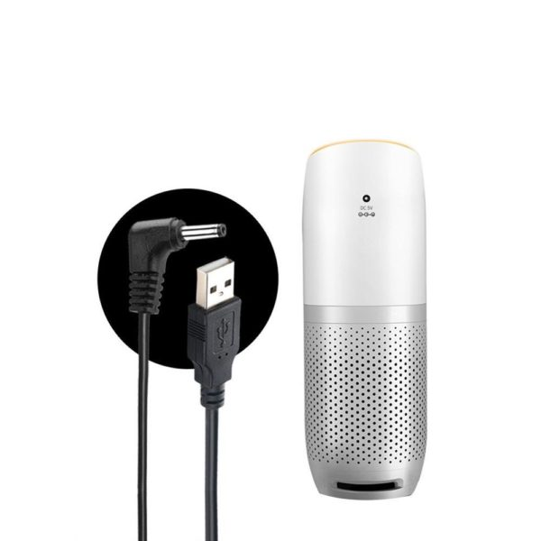 Purificateur d air frais Anion Pour voiture USB 3 vitesses Volume Filtration 4 couches Mini purificateur d2256c22 0e04 4578 bd50 3022b52369c1 Purificateur D'air: Efficace Pour la Pollution Atmosphérique