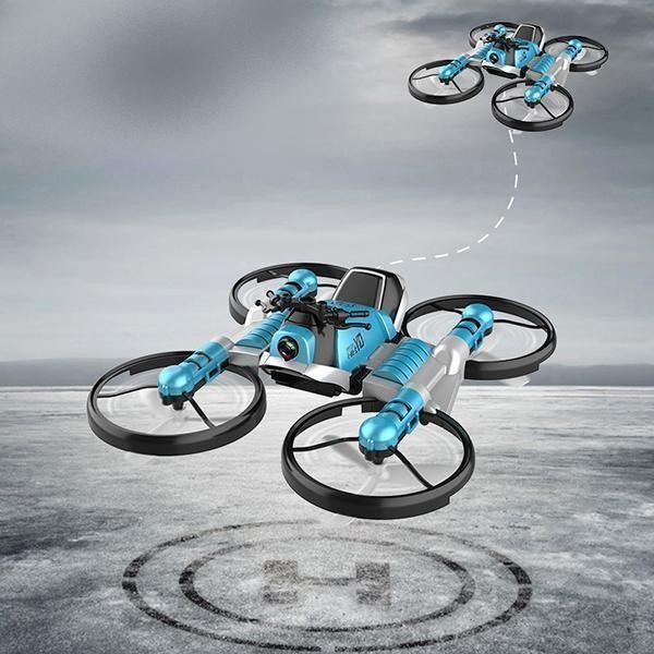 Quadricoptere Pliant Avec Transmission Wifi En Temps Reel 13 Quadricoptère Pliant : Avec Transmission Wifi En Temps Réel