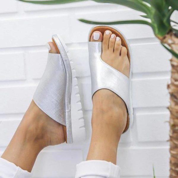 SandalesOrthopediquesPourFemmesBBG 5 Sandales Orthopédiques Pour Femmes: Sandales Plateformes Confortables Pour Femmes