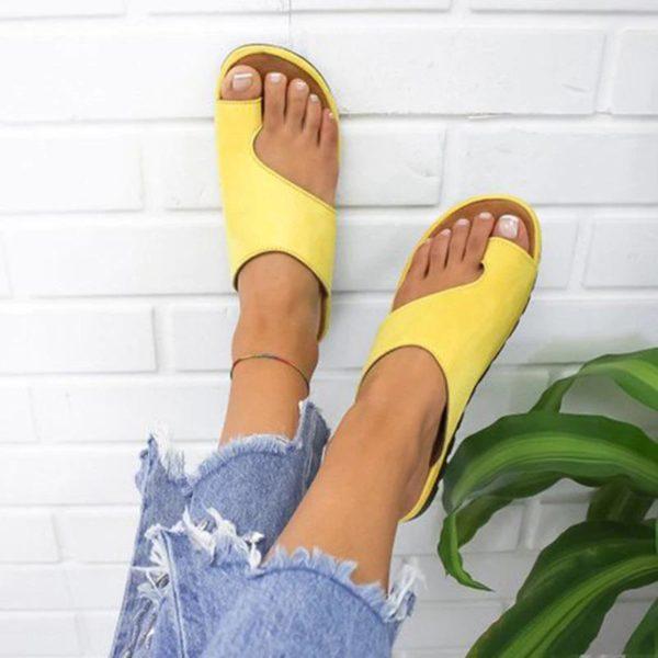 SandalesOrthopediquesPourFemmesBBG 7 Sandales Orthopédiques Pour Femmes: Sandales Plateformes Confortables Pour Femmes