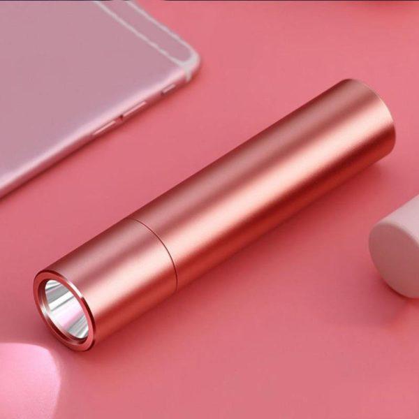 SuperHelleMiniLicht 7 Mini Lumière Extrême Brillante: Mini Lampe De Poche, À 3 Modes Usb Rechargeable Lampe De Poche