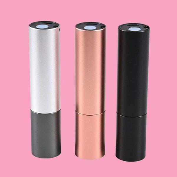 SuperHelleMiniLicht 8 Mini Lumière Extrême Brillante: Mini Lampe De Poche, À 3 Modes Usb Rechargeable Lampe De Poche