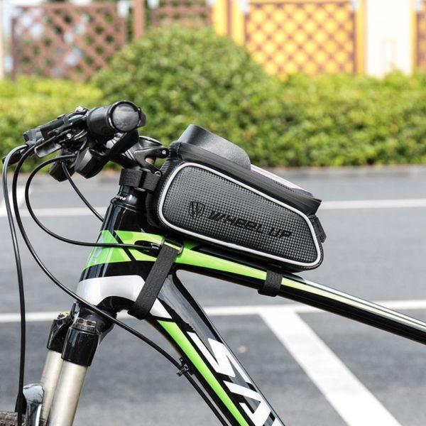 Supportdesupportdet l phonedev 23 Support de Téléphone pour Guidon Moto : Pochette Waterproof Pour Smartphone
