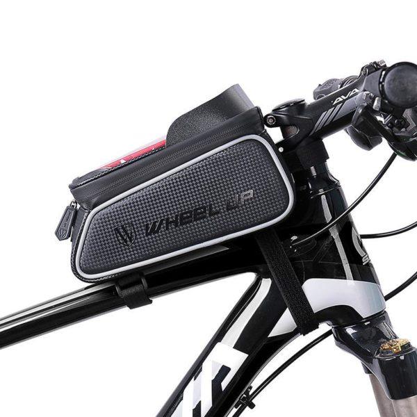 Supportdesupportdet l phonedev 25 Support de Téléphone pour Guidon Moto : Pochette Waterproof Pour Smartphone