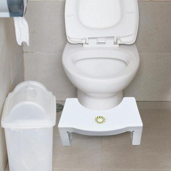 Tabouret de toilette pliable tabouret antid rapant tabouret de toilette Anti Constipation tabourets tape Portable pour c4134124 9864 4b6b af18 dcfaf90b9fd8 Tabouret De Toilette Physiologique : Polypropylène Solide Et Inoffensif
