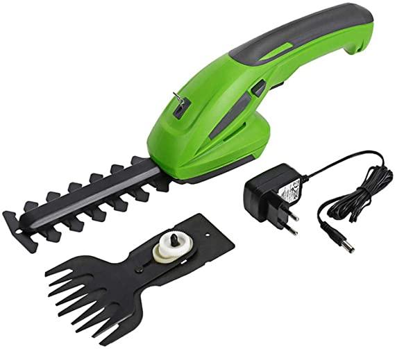 Tailleherbeelectriqueetrechargeable 12 Taille Herbe Électrique Et Rechargeable: Tailler Avec Précision L'herbe Et Les Arbustes Dans Les Petits Espaces