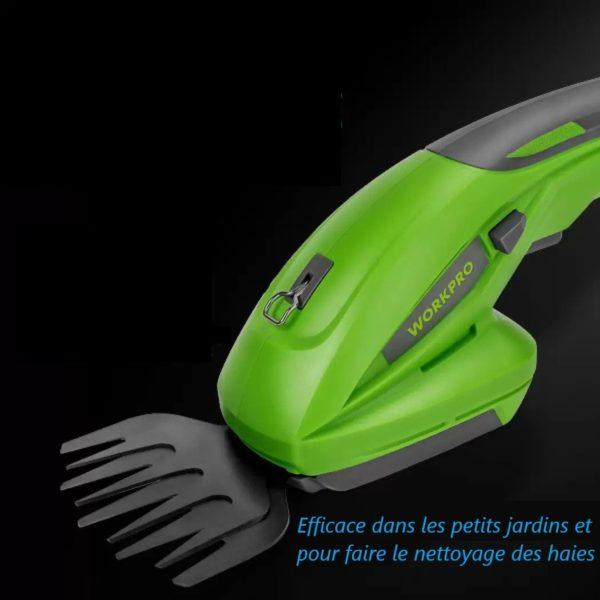 Tailleherbeelectriqueetrechargeable 21 Taille Herbe Électrique Et Rechargeable: Tailler Avec Précision L'herbe Et Les Arbustes Dans Les Petits Espaces