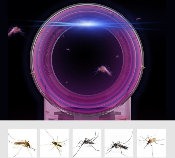 USB Electric Mosquito Killer Lamp LED Mosquito Killer Light Pest Insect Trap Mute Lights Bug Insect ba92f814 1318 4e72 bff1 93803bfae7c2 Lampe Anti Moustique: Vous Offre Un Environnement De Vie Plus Sain