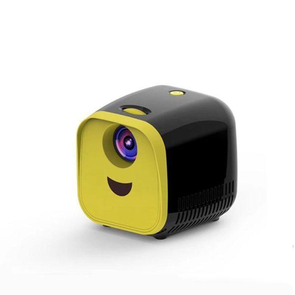 Vivibright L1 New Mini Projector WIFI USB Children Portable Projector 1000 Lumens Micro Video Projector 320x240p 2c7f72ac e3a4 4915 9146 271ac45a4a71 Sans fil Mini Vidéoprojecteur Nouvelle Génération : Approprié Pour la Maison, La Fête, Les Enfants et le Bureau
