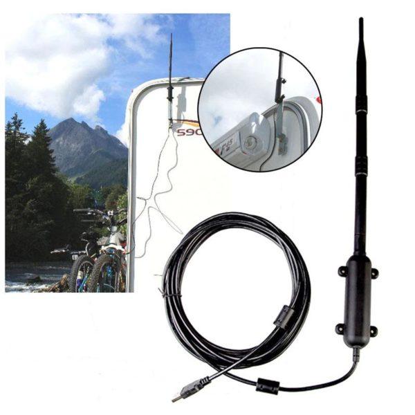 Antenne WIFI Exterieur: 1500 M Web-catcher - Antenne Wifi Sans Routeur