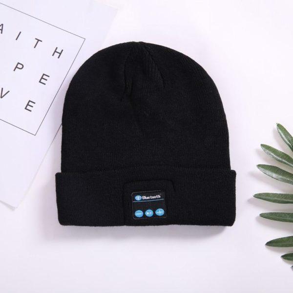 bc1 Bonnet D'hiver : Avec Haut-parleur Sans Fil Bluetooth