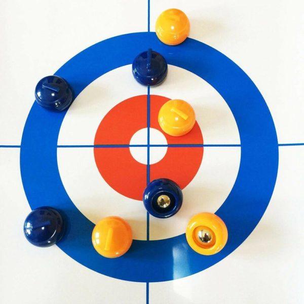 familie curling tisch spiel erwachsene a description 8 Mini Jeu De Curling De Table: Le Meilleur Jeu Pour Chaque Occasion!