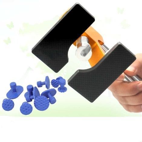 kit doutils de reparation automatique sans peinture 31pcs P 6333895 14643067 2 Outils D'élimination Des Bosses Sans Peinture: Léger et Durable