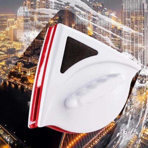 lave vitre magnetique double face bross main 0 Lave Vitre Magnétique Double Face : Rotation Multi-angle Pour un Nettoyage
