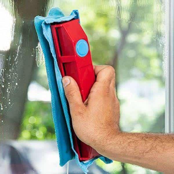 magnetic window cleaner 1 Nettoyant À Vitre Magnétique : Laisse Vos Fenêtres Lumineuses et Brillantes