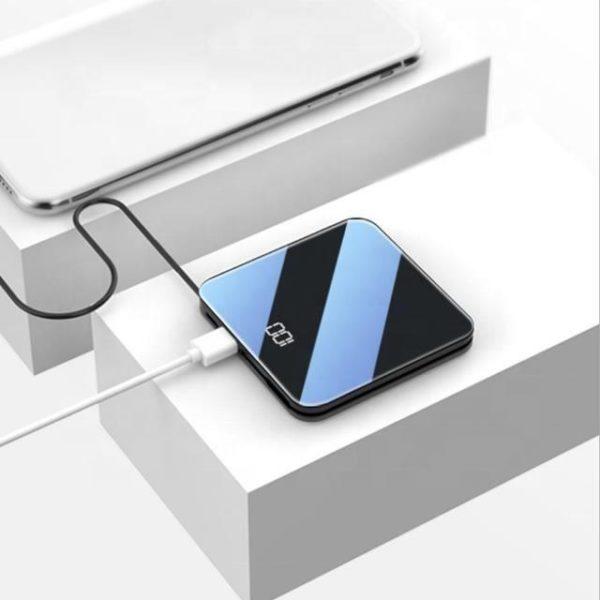 mini portable power banks 20000mah chargeur batter Mini Power Bank 30000mAh: Batterie externe pour iPhone, Samsung Galaxy, etc.