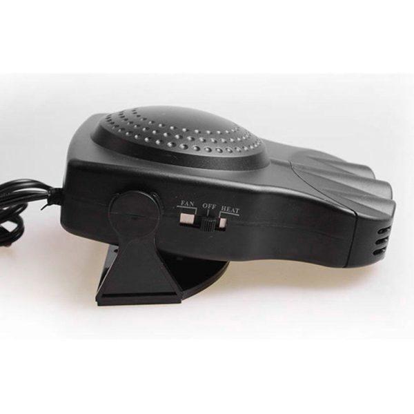 new12V 150W Car Vehicle Cooling Fan Hot Warm Heater Windscreen Demister Defroster 2 in 1 Portable 433c2552 3a95 4a06 b280 165c33863add Désembuage et Dégivrage Appareil de Chauffage Pour Voiture