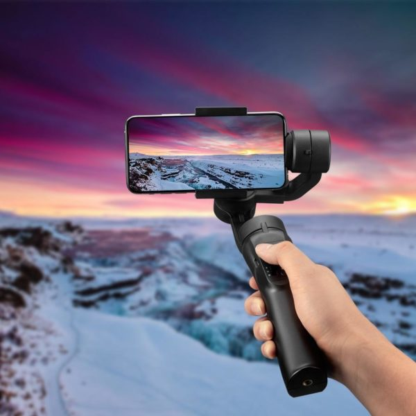 stabilizer5 Stabilisateur Smartphone : Dispositif Portable Antichoc Sur 3 Axes