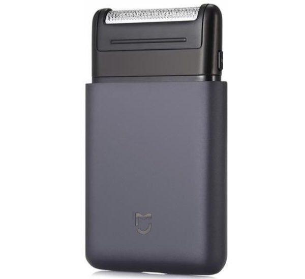 v Black 1307184580 Mini Rasoir de Poche Électrique de Voyage : Garantit un Rasage de Près et une Précision Maximale