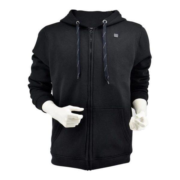 v Black 1955864068 Sweat À Capuche Sport Chauffant : Gardez Votre Corps au Chaud et Confortable