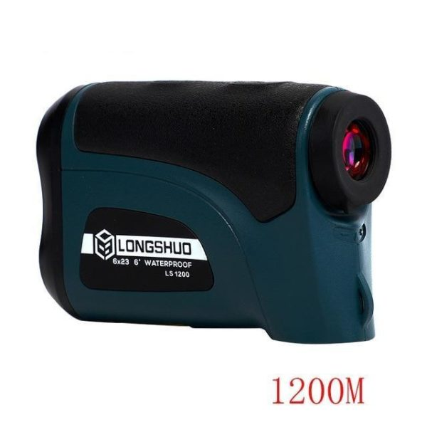 v Blue LS1200 1167798752 Télémètre Laser Télescope: Rapidement Mesurer Toutes Les Distances Importantes
