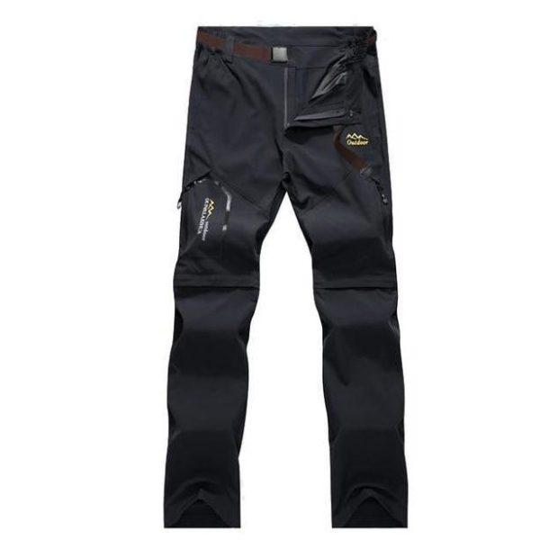v Gris 1769594250 Pantalons De Randonnée En Plein Air: Vous Permet Une Grande Liberté De Mouvement