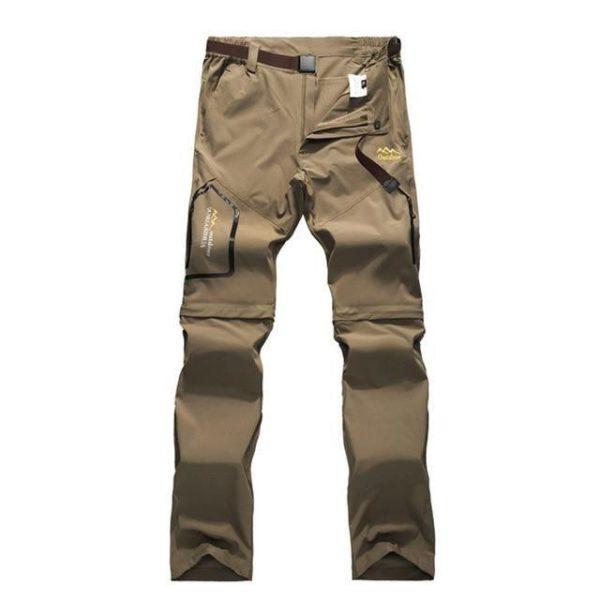 v Kaki 2012788603 Pantalons De Randonnée En Plein Air: Vous Permet Une Grande Liberté De Mouvement