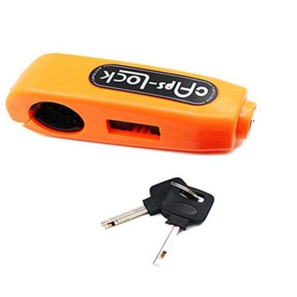 v Orange 1234949404 Bloc Guidon Pour Moto : Solution Parfaite Pour le Stationnement Court