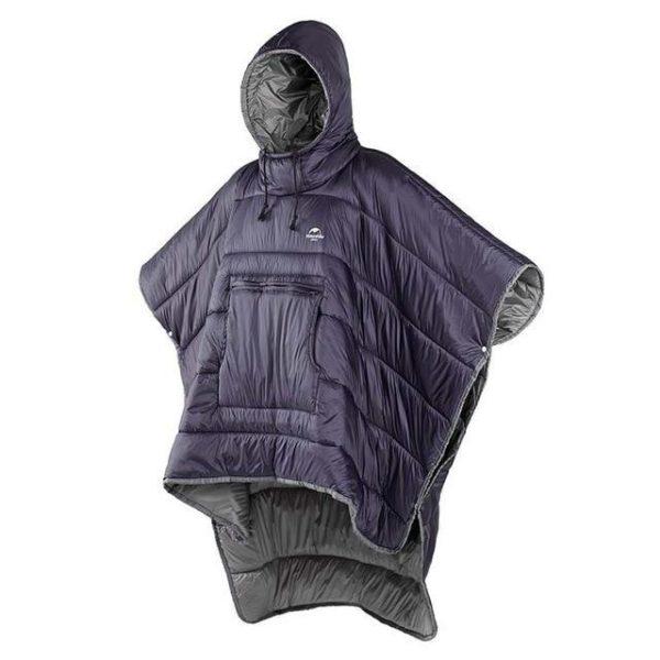 v Purple 1332192436 Sac De Couchage Portable: Complément Fiable À Votre Kit De Survie