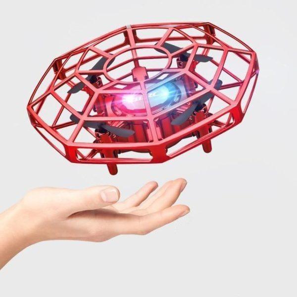 v Red 3battery 190425386 Mini Jouet Drone: Un Amusement Sans Fin Pour Toute La Famille