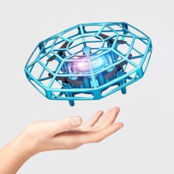 v blue 1battery 410826130 Mini Jouet Drone: Un Amusement Sans Fin Pour Toute La Famille