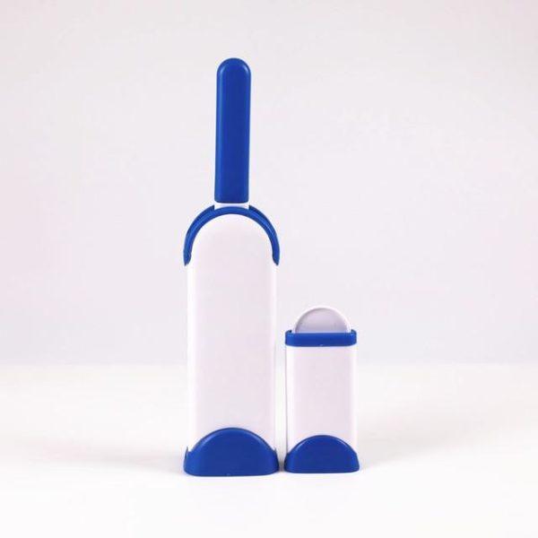 v dark blue set 726970270 Brosse à poils d'animaux antistatique : élimine tous types de poils, poils ou saletés