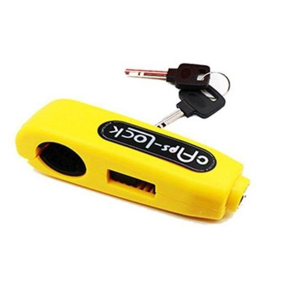v yellow 1998456066 Bloc Guidon Pour Moto : Solution Parfaite Pour le Stationnement Court