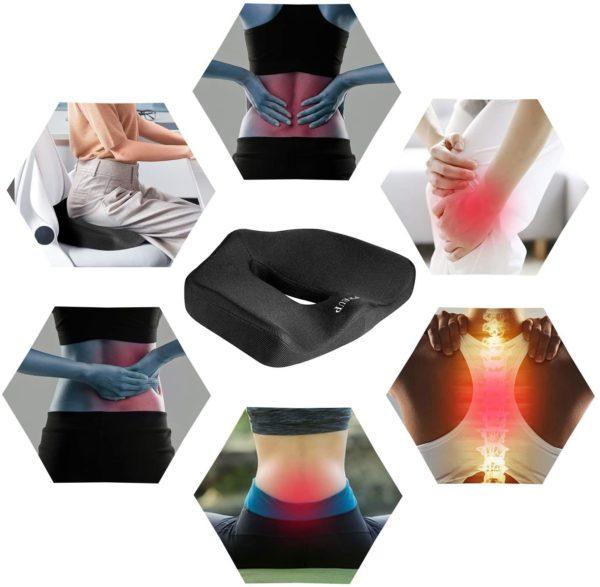 y3 Coussin Orthopédique : Soulage la Douleur et Offre le Meilleur Confort et Soutien