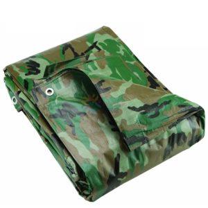 Voile d'ombrage de camouflage