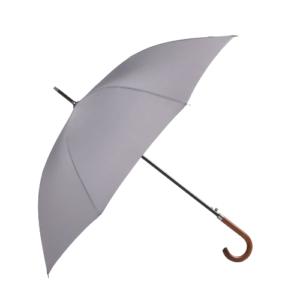 Grand parapluie gris