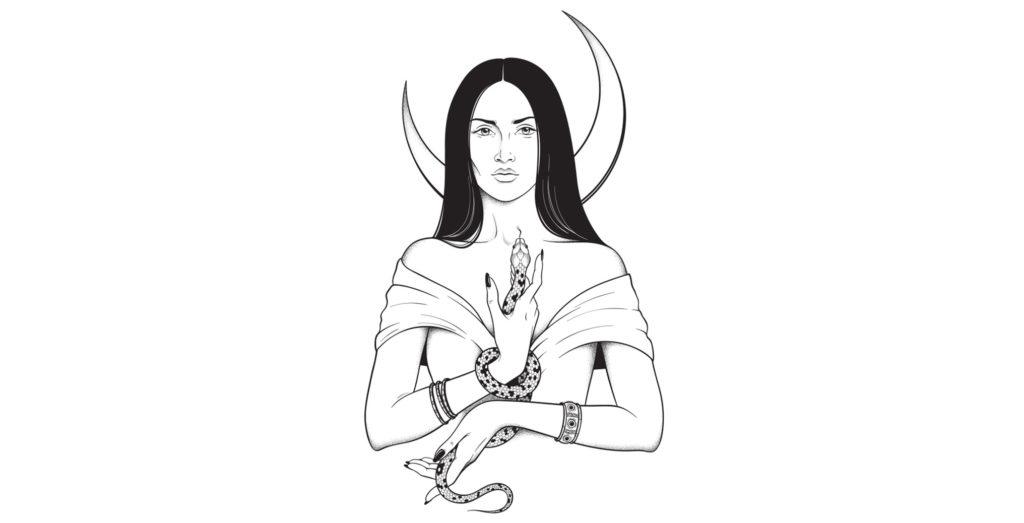 déesse