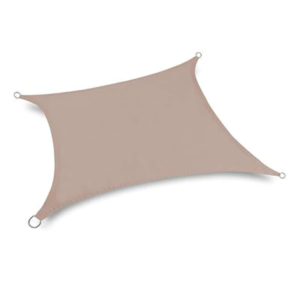 voile d'ombrage rectangulaire 3x3