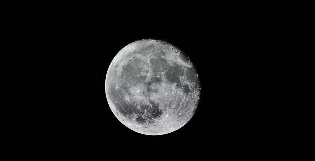 L'origine de la lune
