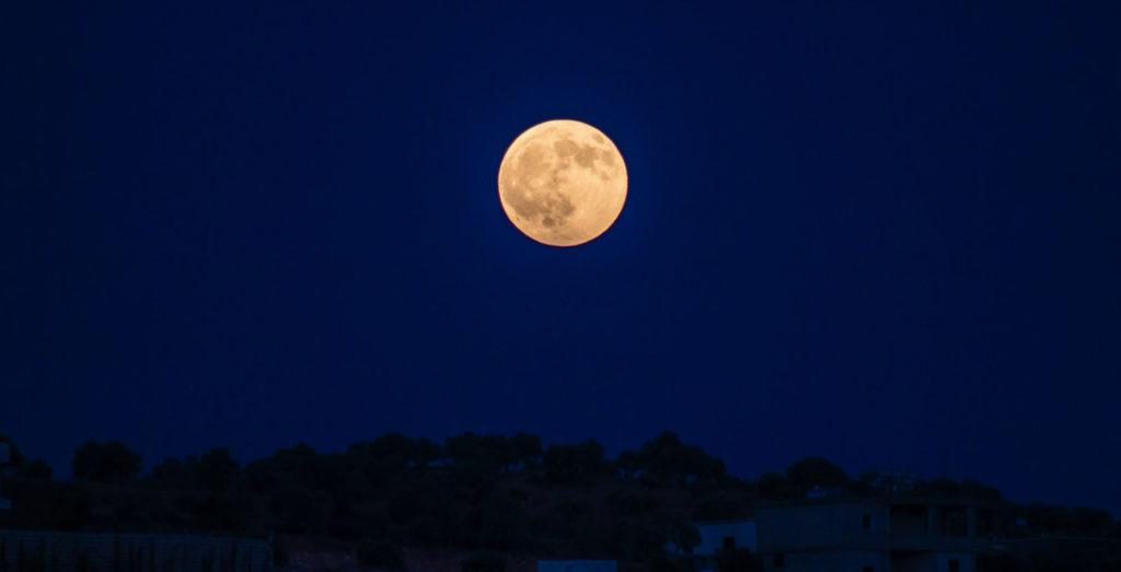 La lune et l'astrologie