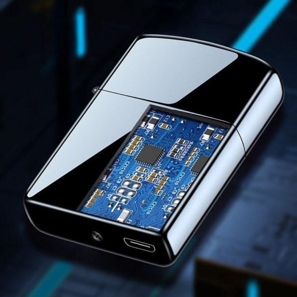 Briquet Intelligent USB a Double Arc