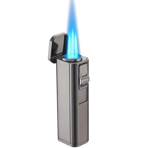 Briquet cigare torche à 3 Jets